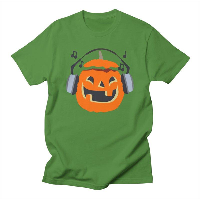 Halloween Music Women's Unisex T-Shirt by damian's Artist Shop