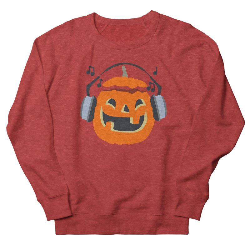 Halloween Music Men's Sweatshirt by damian's Artist Shop