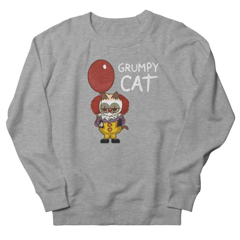 clown cat Women's Sweatshirt by damian's Artist Shop