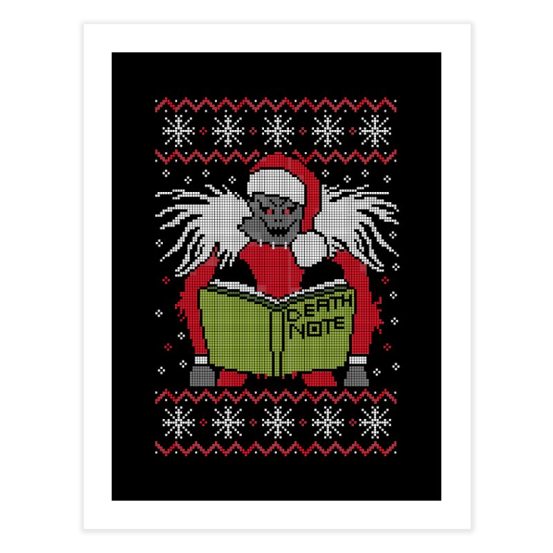 Merry Christmas Home Fine Art Print by damian's Artist Shop