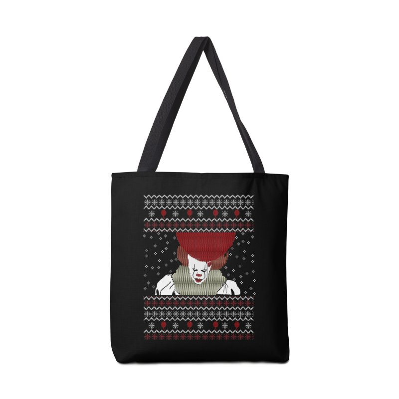 Christmas Accessories Bag by damian's Artist Shop