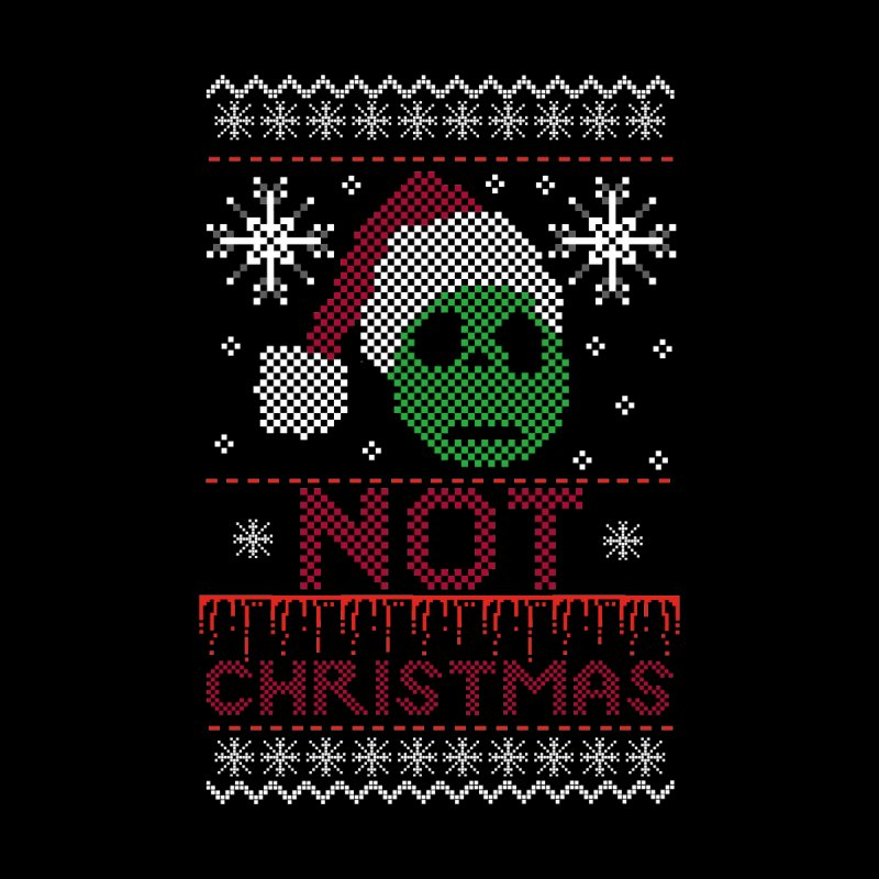 Not  christmas by damian's Artist Shop