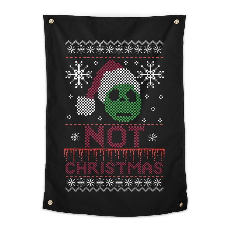 Not  christmas Home Tapestry by damian's Artist Shop
