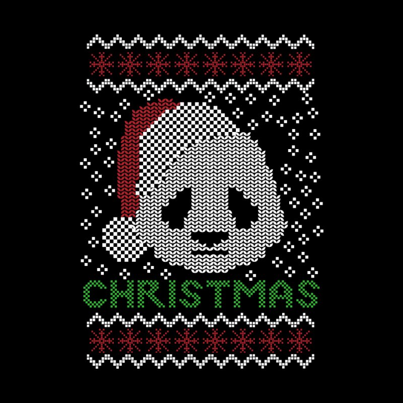 Oso Panda Christmas Home Stretched Canvas by damian's Artist Shop