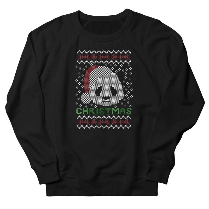 Oso Panda Christmas Men's Sweatshirt by damian's Artist Shop