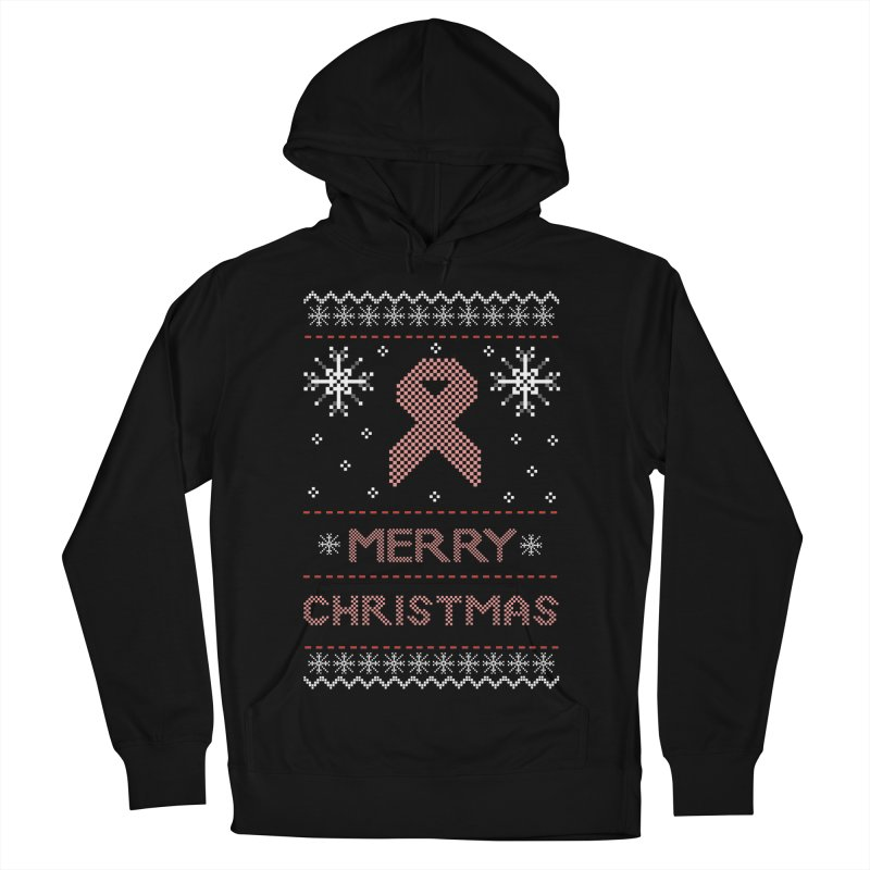 Merry Christmas Men's Pullover Hoody by damian's Artist Shop