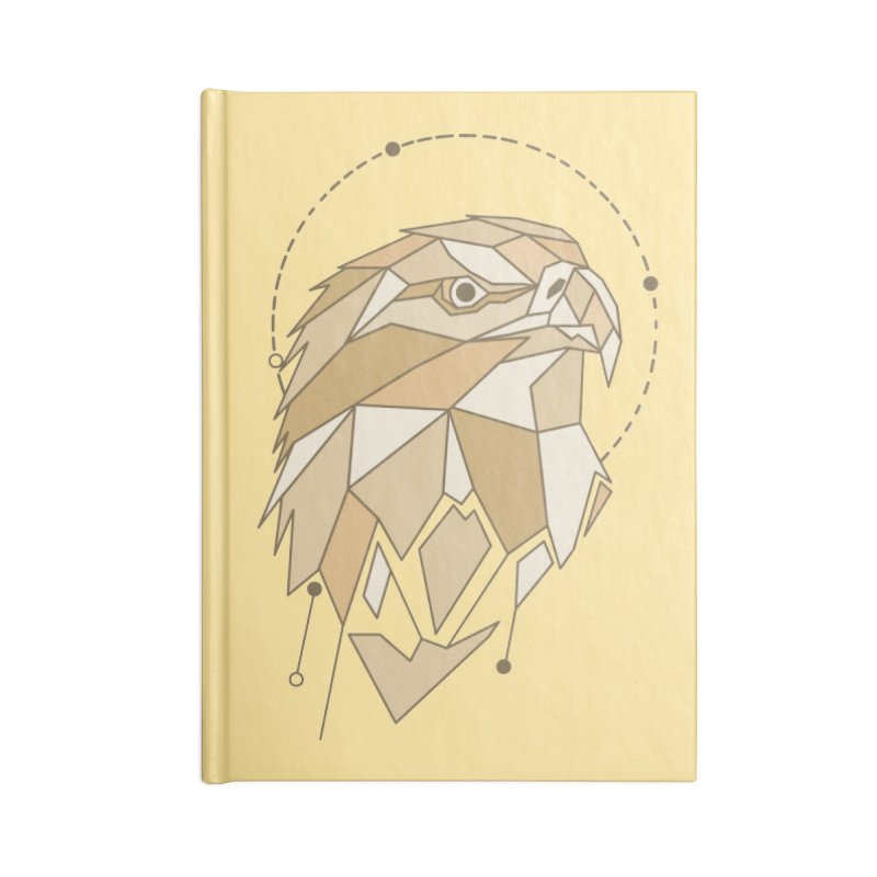 Aguila colash Accessories Notebook by damian's Artist Shop