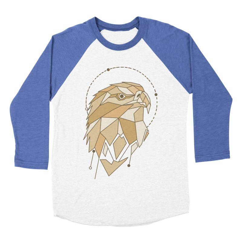 Aguila colash Women's Baseball Triblend Longsleeve T-Shirt by damian's Artist Shop