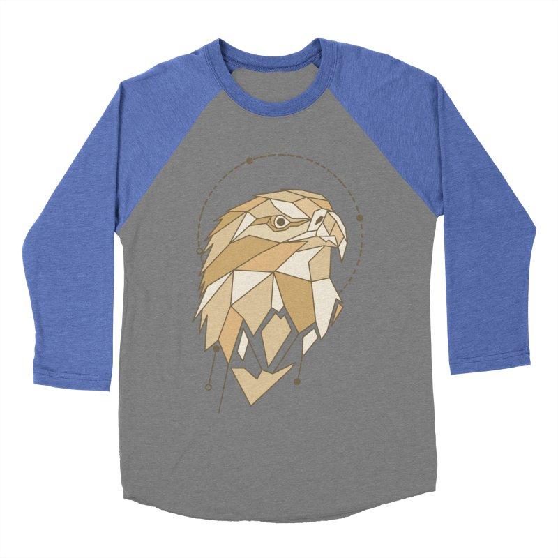 Aguila colash Men's Baseball Triblend T-Shirt by damian's Artist Shop