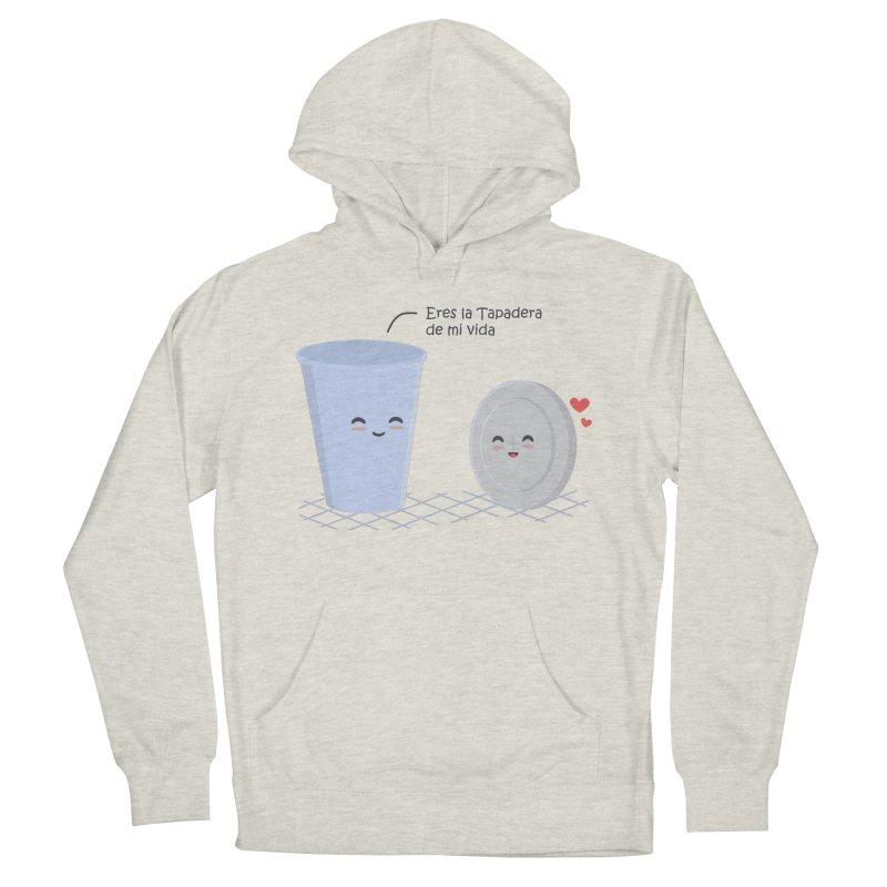 Eres la Tapadera de mi Vida Men's Pullover Hoody by damian's Artist Shop