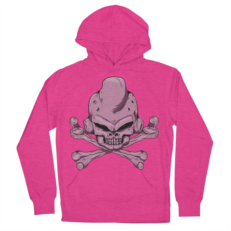 Craneo Boo Women's French Terry Pullover Hoody by damian's Artist Shop