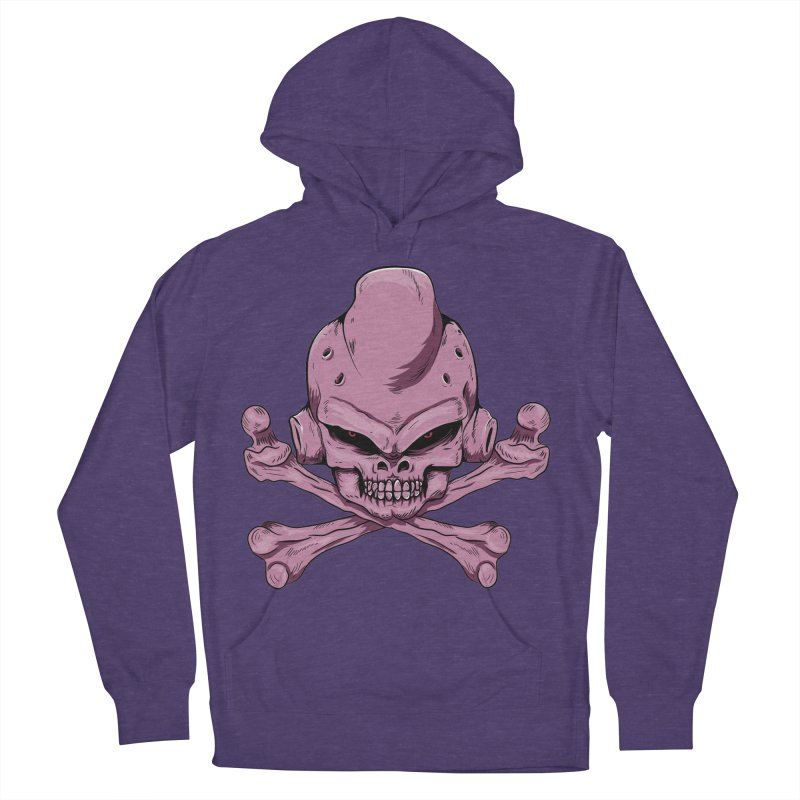 Craneo Boo Men's Pullover Hoody by damian's Artist Shop