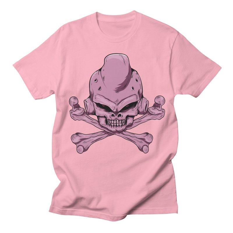 Craneo Boo Men's Regular T-Shirt by damian's Artist Shop