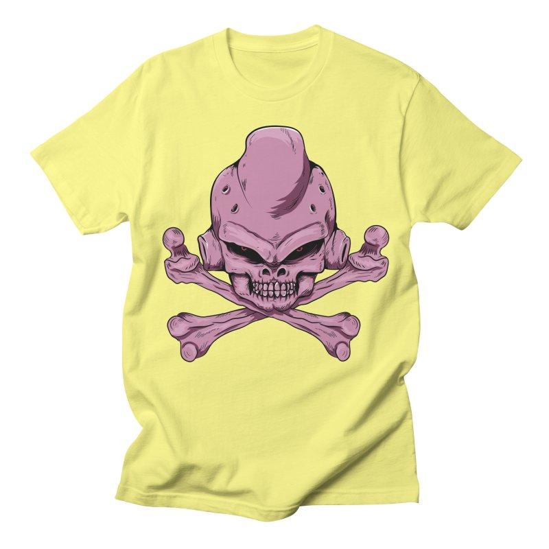 Craneo Boo Men's T-Shirt by damian's Artist Shop