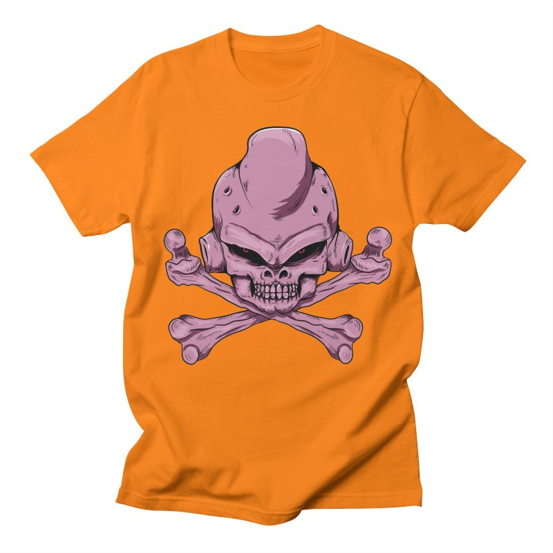 Craneo Boo Men's Regular T-Shirt by damian's Artist Shop