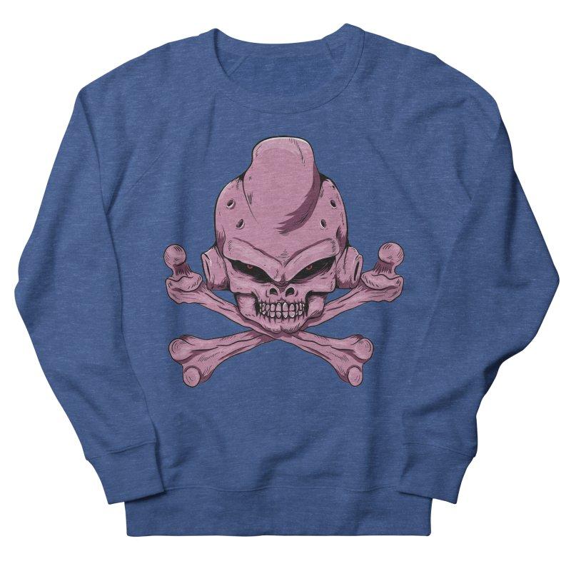 Craneo Boo Men's French Terry Sweatshirt by damian's Artist Shop
