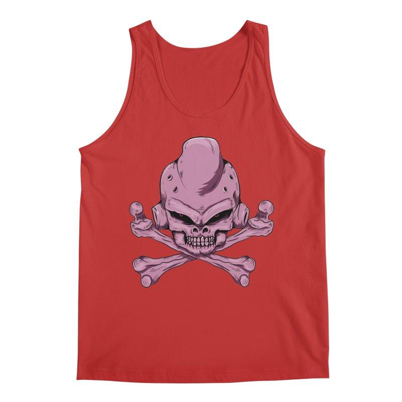 Craneo Boo Men's Regular Tank by damian's Artist Shop