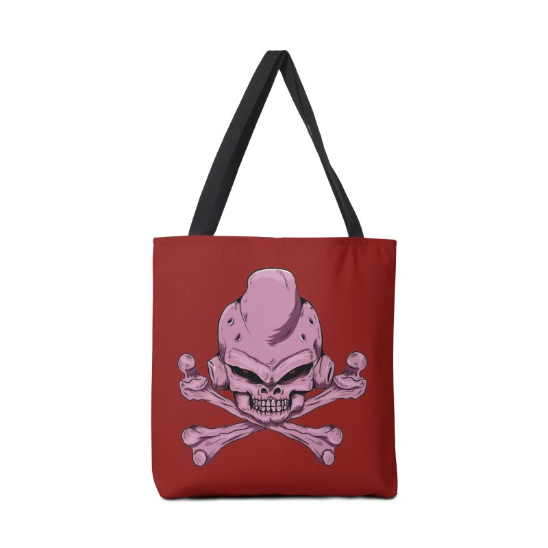 Craneo Boo Accessories Bag by damian's Artist Shop