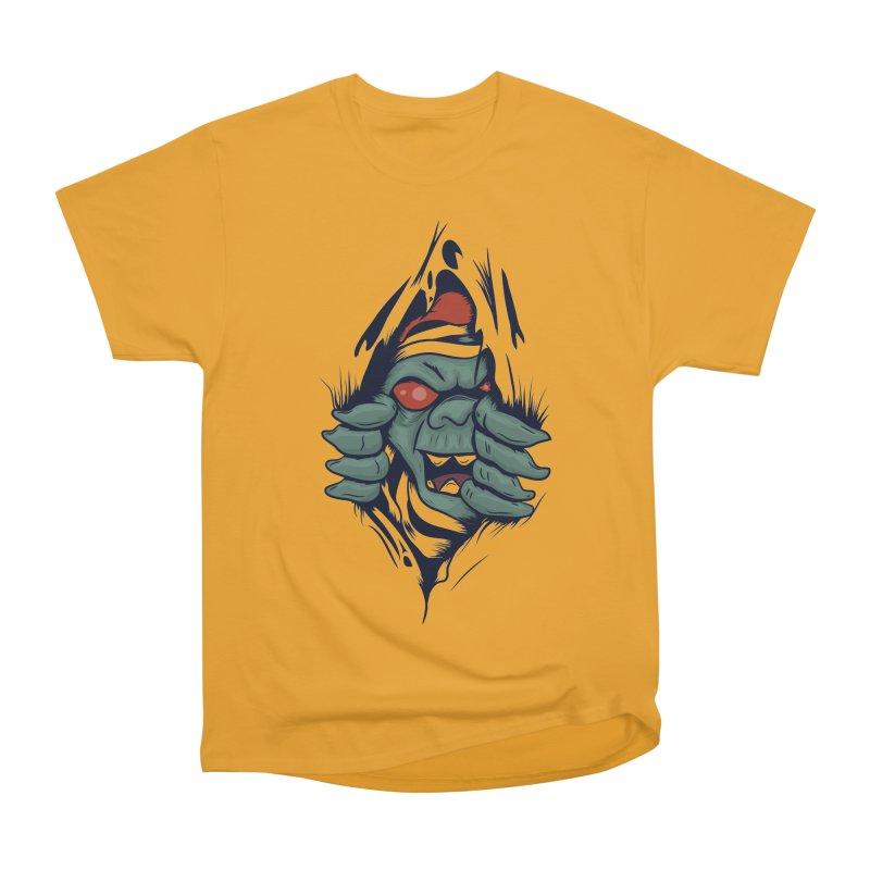 Espiritus del mas alla Men's Heavyweight T-Shirt by damian's Artist Shop