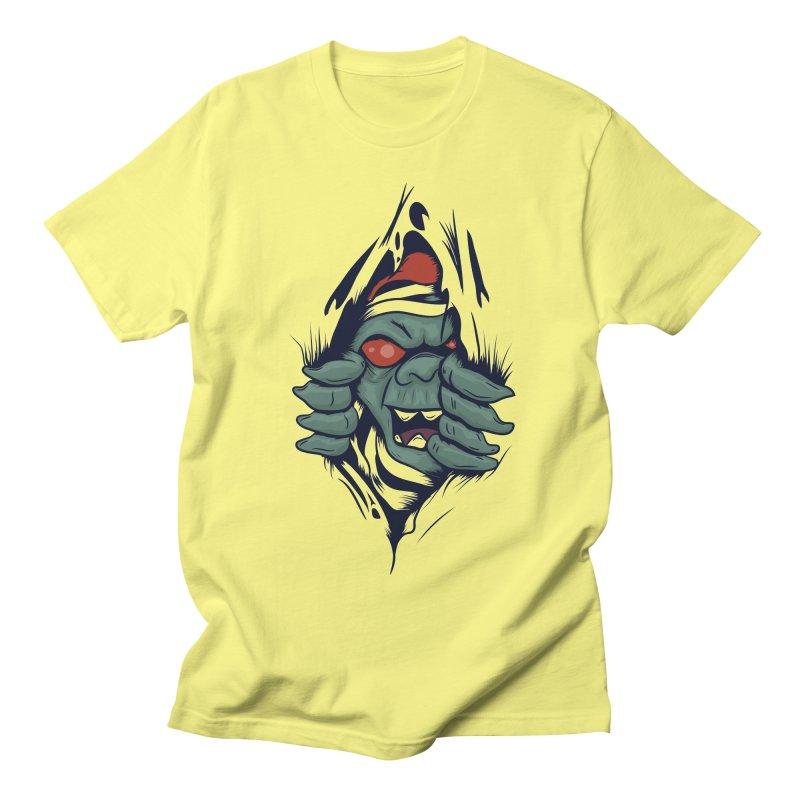Espiritus del mas alla Men's Regular T-Shirt by damian's Artist Shop