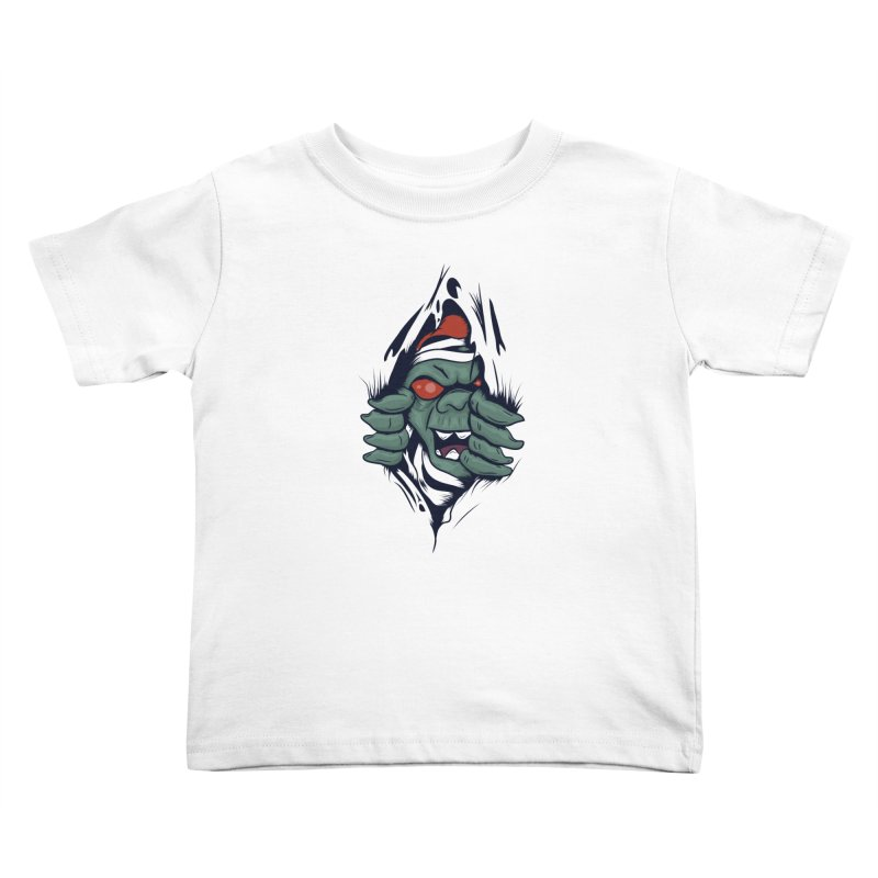 Espiritus del mas alla Kids Toddler T-Shirt by damian's Artist Shop