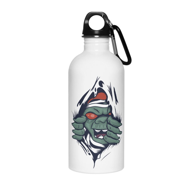 Espiritus del mas alla Accessories Water Bottle by damian's Artist Shop