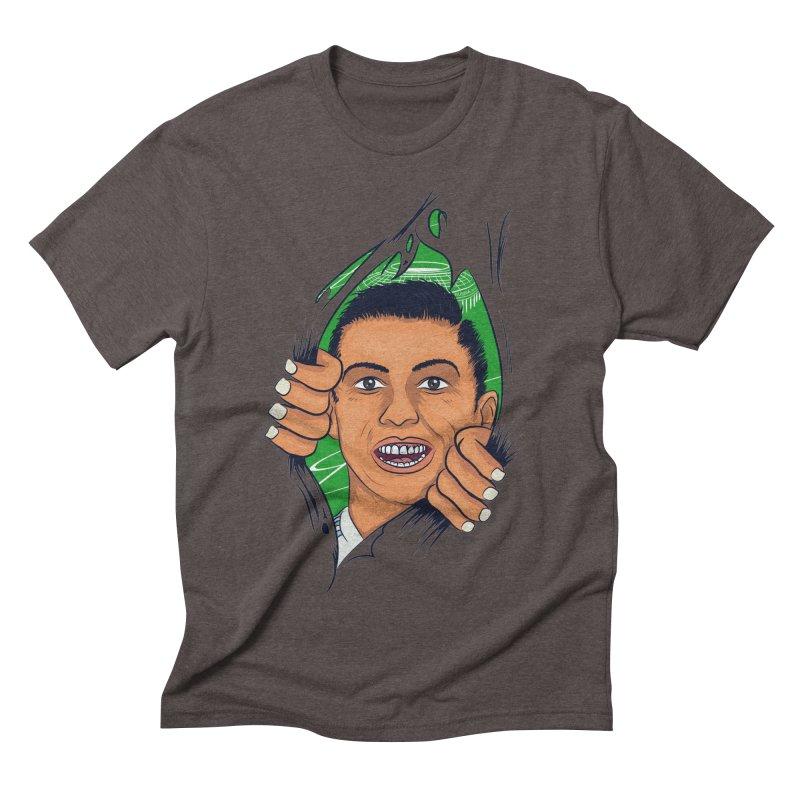 RUSSIA 2018 Men's Triblend T-Shirt by damian's Artist Shop