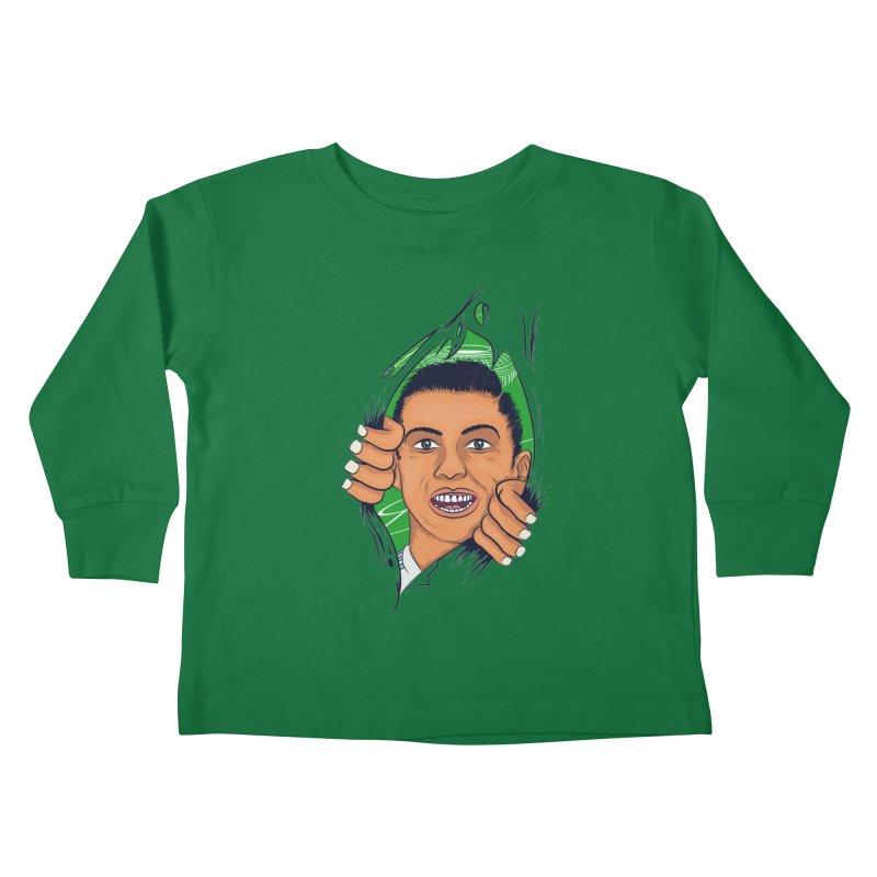 RUSSIA 2018 Kids Toddler Longsleeve T-Shirt by damian's Artist Shop