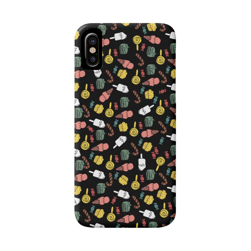 dulces Accessories Phone Case by damian's Artist Shop