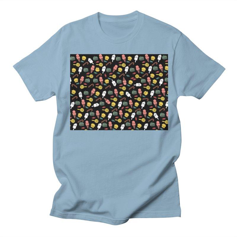 dulces Men's Regular T-Shirt by damian's Artist Shop