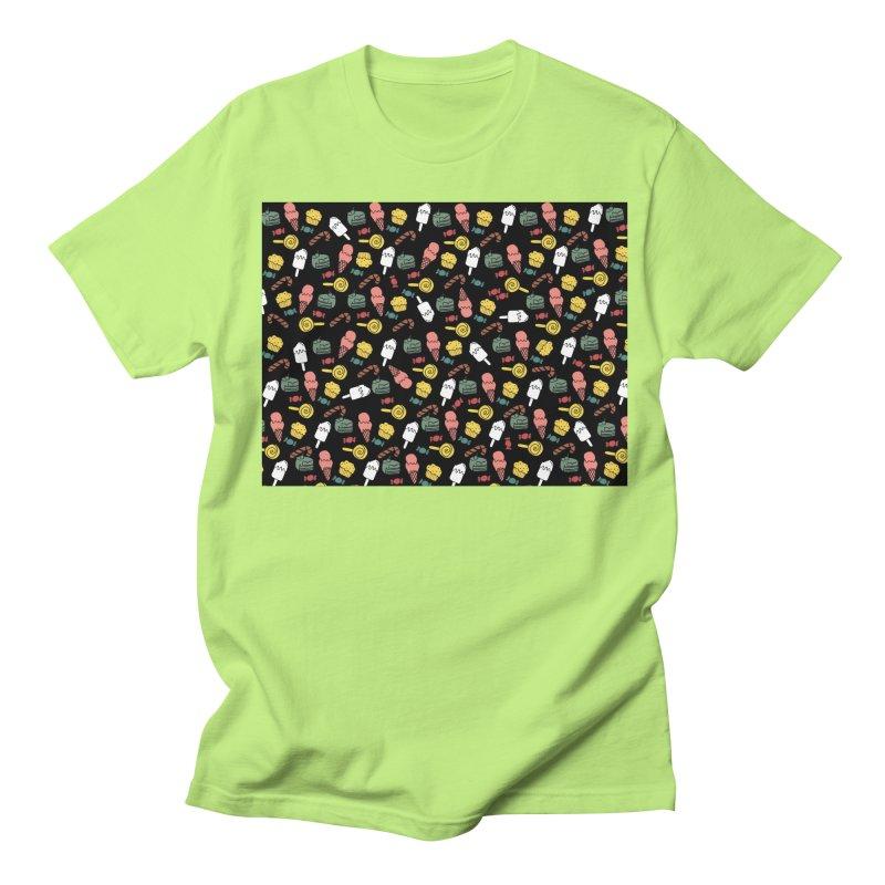 dulces Women's Regular Unisex T-Shirt by damian's Artist Shop
