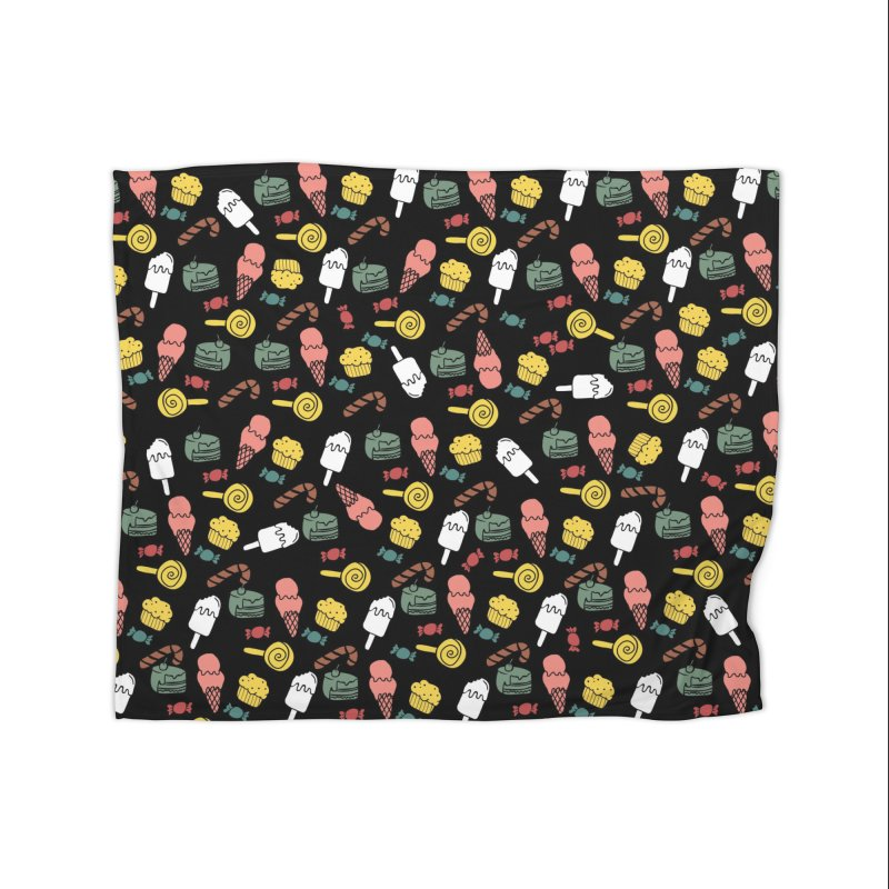 dulces Home Blanket by damian's Artist Shop