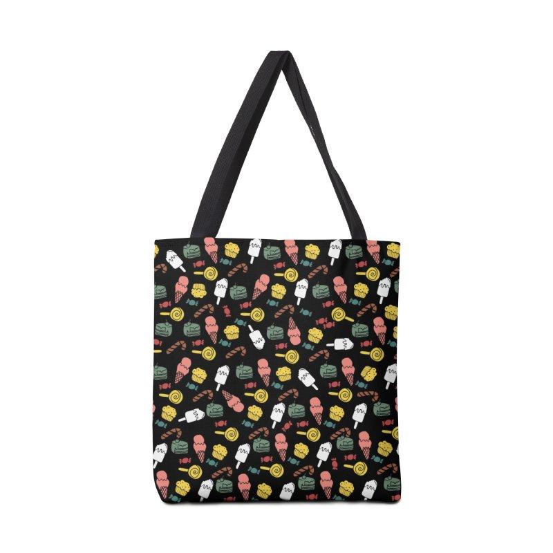 dulces Accessories Bag by damian's Artist Shop