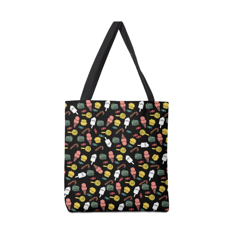 dulces Accessories Tote Bag Bag by damian's Artist Shop