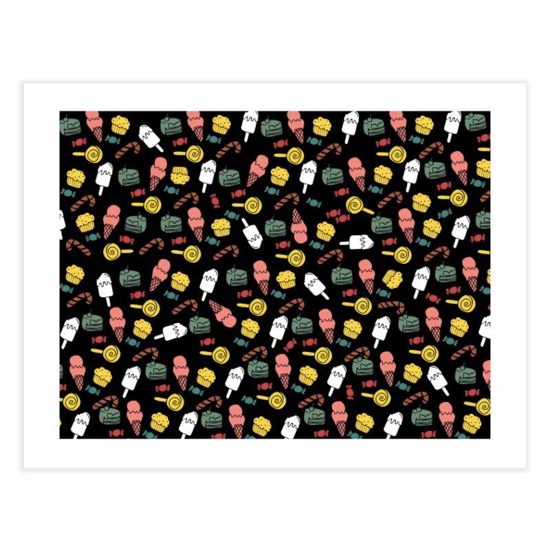 dulces Home Fine Art Print by damian's Artist Shop