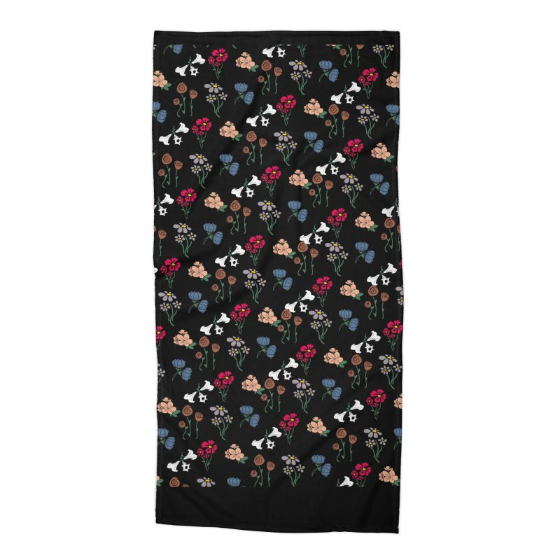 PRIMAVERA Accessories Beach Towel by damian's Artist Shop