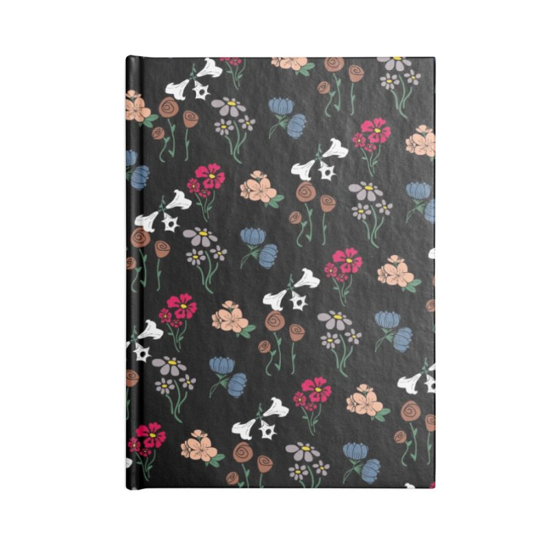 PRIMAVERA Accessories Blank Journal Notebook by damian's Artist Shop