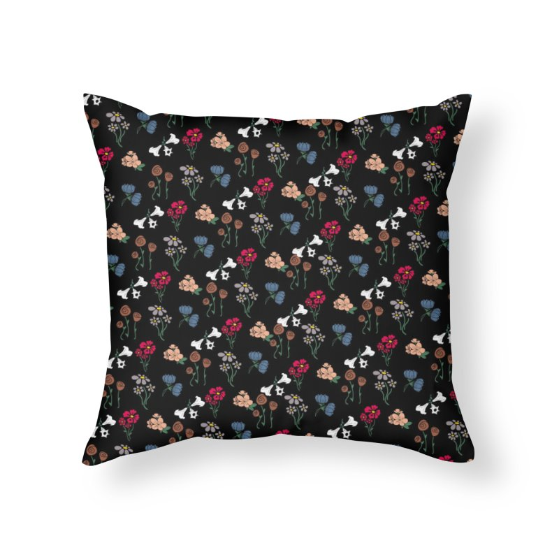 PRIMAVERA in Throw Pillow by damian's Artist Shop