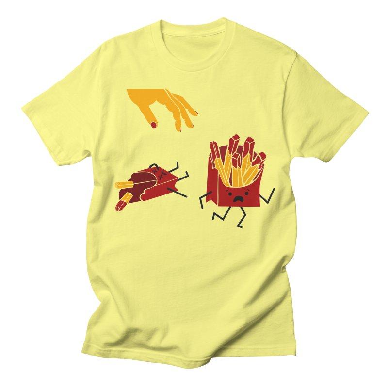Corre por tú Vida Men's T-Shirt by damian's Artist Shop