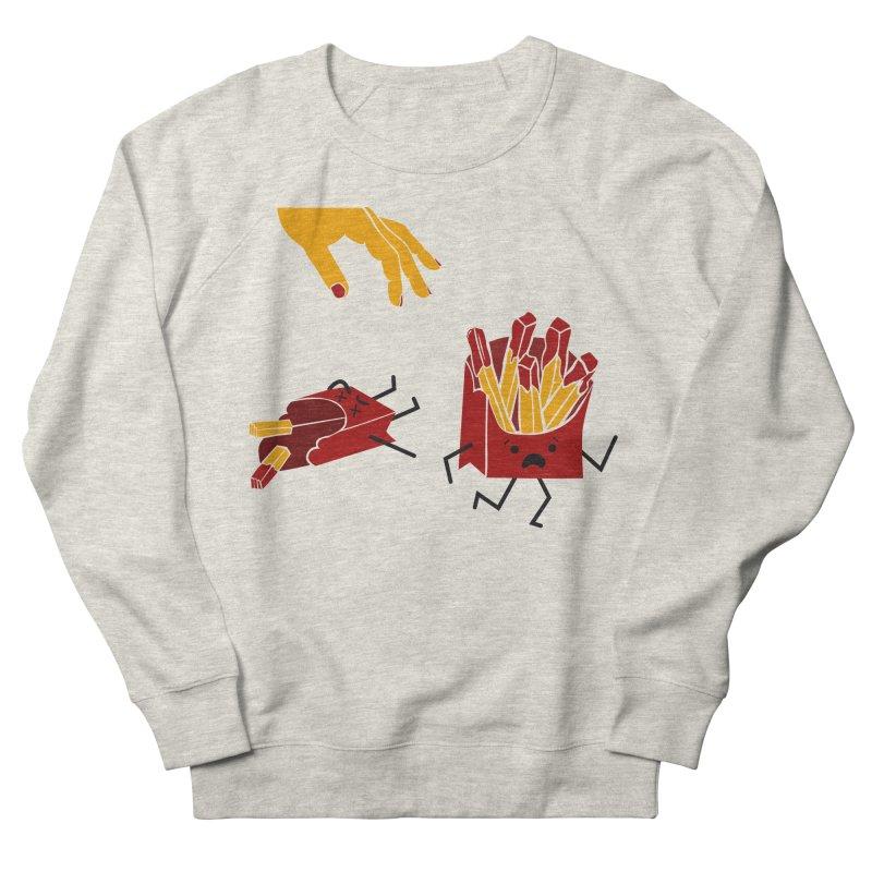 Corre por tú Vida Men's French Terry Sweatshirt by damian's Artist Shop