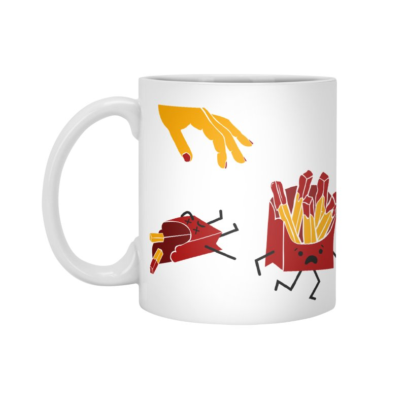 Corre por tú Vida Accessories Mug by damian's Artist Shop