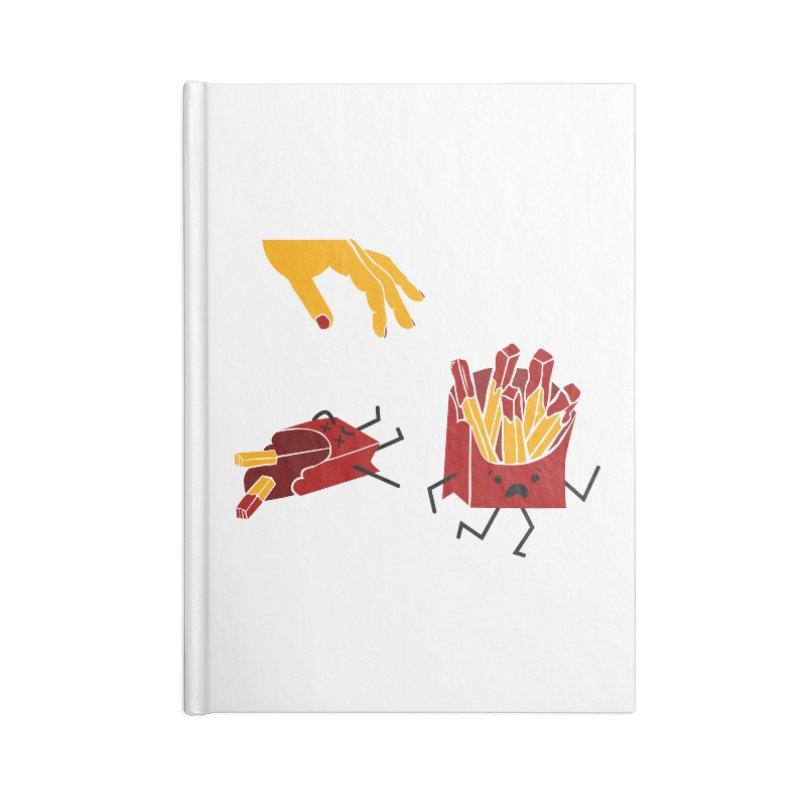 Corre por tú Vida Accessories Notebook by damian's Artist Shop