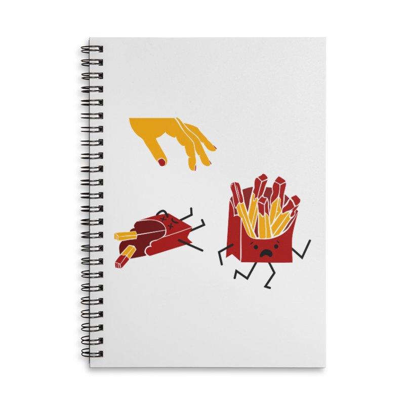 Corre por tú Vida Accessories Lined Spiral Notebook by damian's Artist Shop