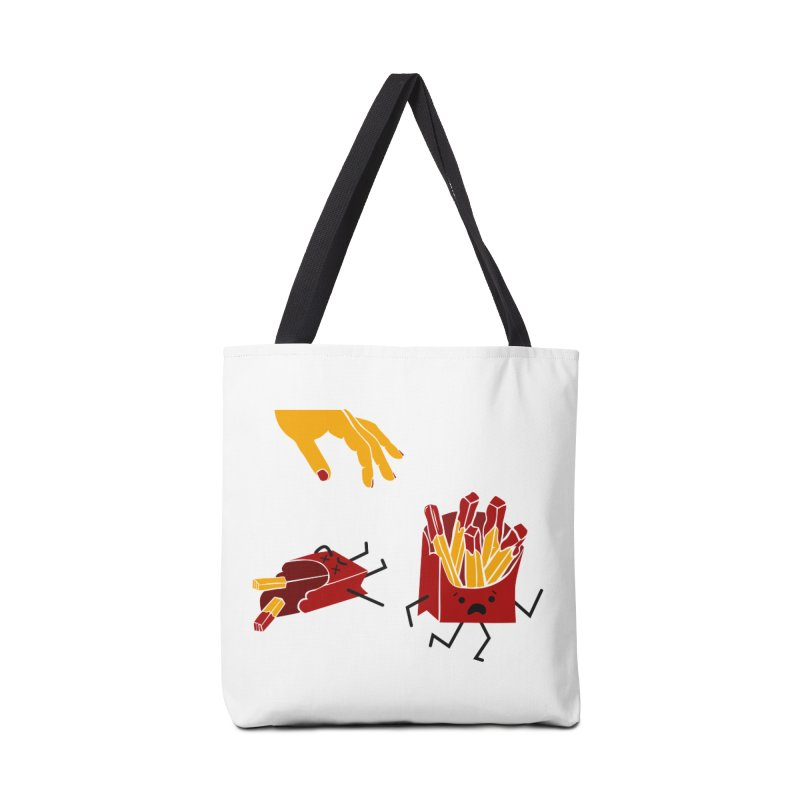 Corre por tú Vida Accessories Tote Bag Bag by damian's Artist Shop
