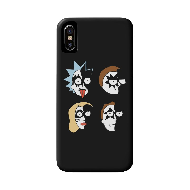 faces Accessories Phone Case by damian's Artist Shop