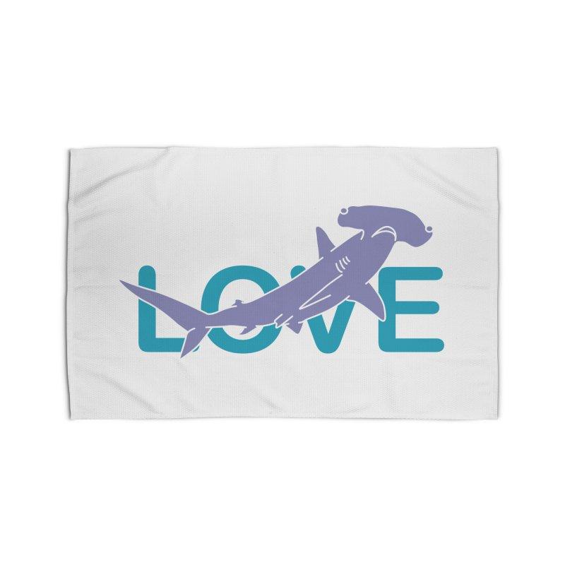 LOVE TIBURON Home Rug by damian's Artist Shop