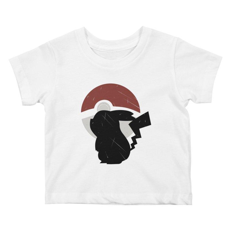 Sueño sin limites Kids Baby T-Shirt by damian's Artist Shop