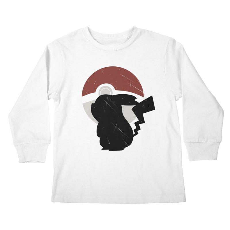 Sueño sin limites Kids Longsleeve T-Shirt by damian's Artist Shop