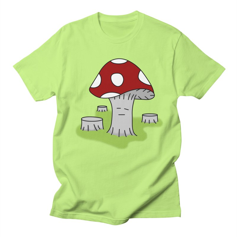 hongos arbol Men's T-shirt by damian's Artist Shop