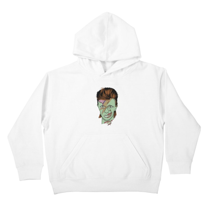 historia   Kids Pullover Hoody by damian's Artist Shop